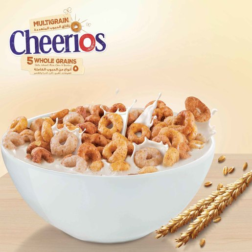 Nestle Cheerios Multigrain Cereals 375g