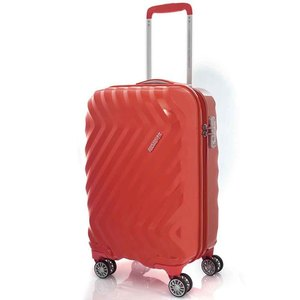 American Tourister  Zavis 4 Wheel  Hard Trolley  55cm Moonrise