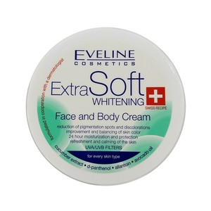 Eveline Extra Soft Whitening Cream 200ml