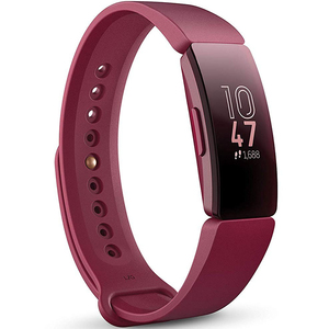 Fitbit Inspire FB412BYBY Sangria(Non-heart Rate)