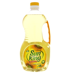 Sun king 100% Sunflower Oil 1.8Litre