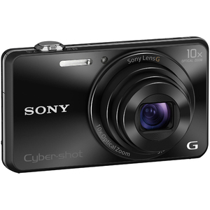 Sony Digital Camera DSCWX220B 18MP Black