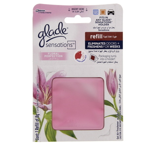 Glade Sensations Refill Floral Perfection 8 Gm