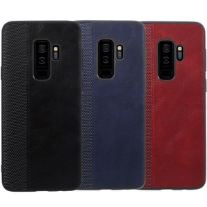 Trands Galaxy S9 Professional Leather Back Case TR-CC9226  Assorted Color 1pc