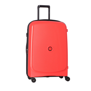 Delsey Belmont Plus 4Wheel Hard Trolley 70cm Orange