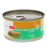 Lulu Light Meat Tuna Flakes In Brine 185g