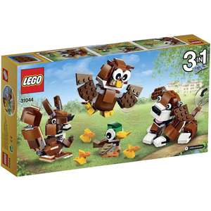 Lego Creator Park Animals Brick Set 31044