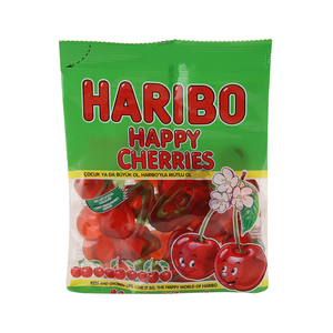 Haribo Happy Cherries 160g