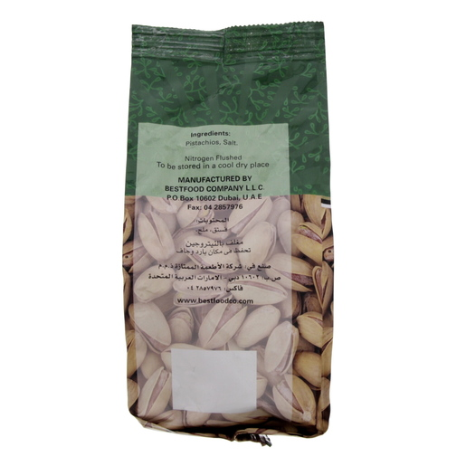 Buy Best Super Pistachio 375g - Nuts Processed - Lulu