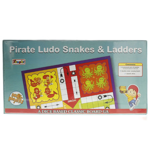 Tanshi Pirate Ludo Snake & Ladder