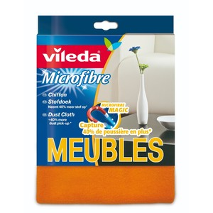Vileda Microfiber Dust cloth Cleaning Cloth 1pc