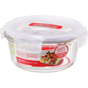 Lock&Lock Glass Container HLLG821 380ml