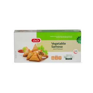 Lulu Vegetable Samosa 240g