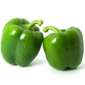 Green Capsicum 500g Approx weight