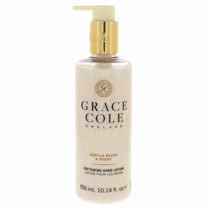 Grace Cole Softening Hand Lotion Vanilla Blush And Peony 300ml