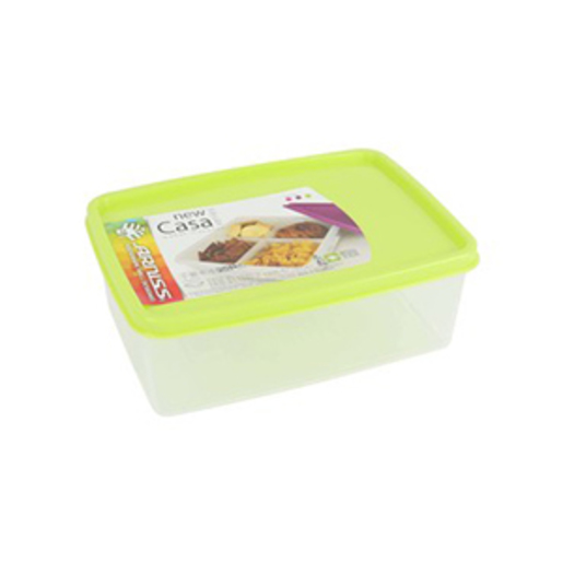 Buy Arniss Food Container 750ml Assorted Color - Plastc Contanr