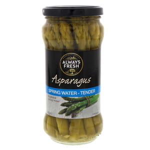 Always Fresh Asparagus Spring Water Tender 340g