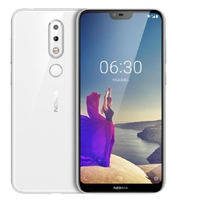 Nokia 6.1 Plus 64GB White