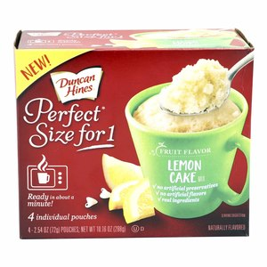 Duncan Hines Lemon Cake Mix 288g