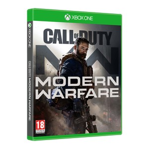 CallOfDuty-Modern Warfare Xbox One