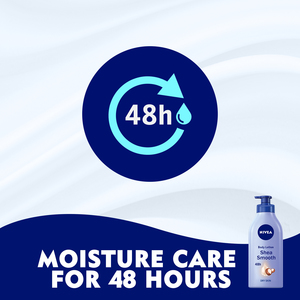 Nivea Body Care Body Lotion Smooth Sensation Dry Skin 625ml