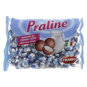 Crispo Praline Milk Cream Chocolate 1kg