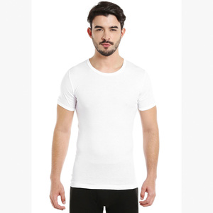 BYC Men's Round-Neck T.Shirt 111MR-1100 Medium