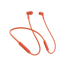 Huawei FreeLace Wireless Earphones Orange