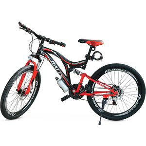 Rally Bicycle 20inch Rally RB20 (Assorted, Color Vary)