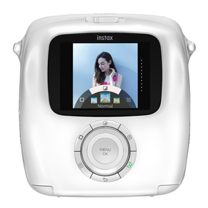 Fujifilm Instax Camera SQUARE SQ10 White