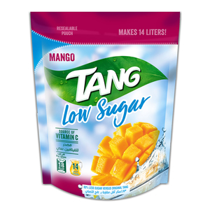 Tang Mango Low Sugar 350g