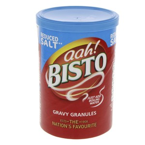 Bisto Gravy Granules Reduced Salt 170g
