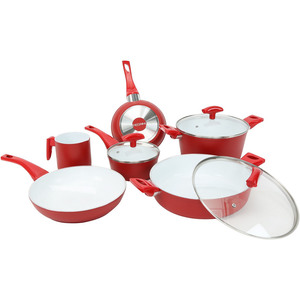Pedrini Cookware Set 9pcs