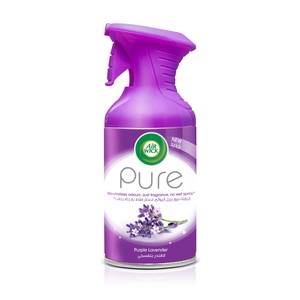 Air Wick Air Freshener Aerosol Pure Purple Lavender 250ml