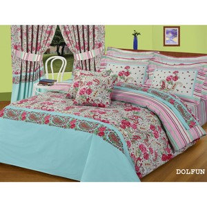 Barbarella Comforter Double 4pcs Set Dolfun