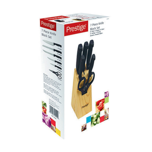 Prestige Knife Block set 7Pc  50919