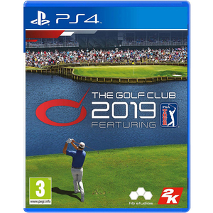 PS4 The Golf Club 2019
