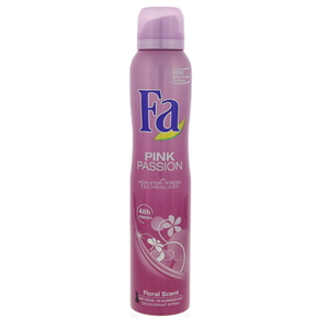 Fa Pink Passion Floral Scent Deodarant Spray 200ml