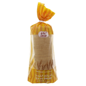 Lulu Sliced Butter Bread 500g