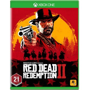 XBox One Red Dead: Redemption II