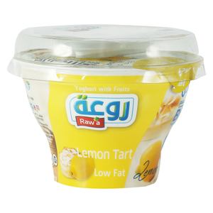 Rawa Fruit Yoghurt Lemon Tart 150g