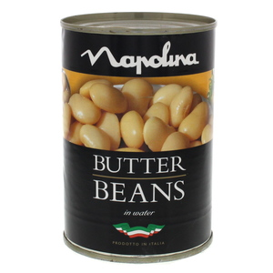 Napolina Butter Beans In Water 400g