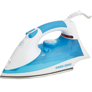 Black & Decker Steam Iron X810R 1600W