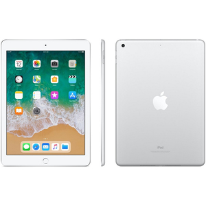 "Apple iPad-6th Generation 9.7"" Wifi 32GB Silver"