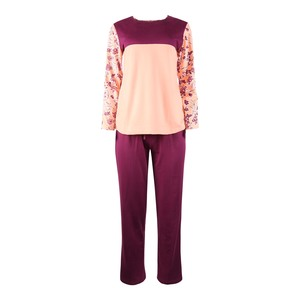 De Backers Women's Pyjama Set Long Sleeve 1704P