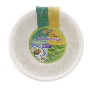 Home Mate Sugarcane Pulp Bowl 250ml 20pcs