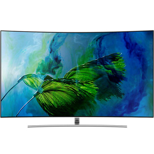 Samsung 4K Curved Smart QLED TV QA75Q8CAMKXZN 75""