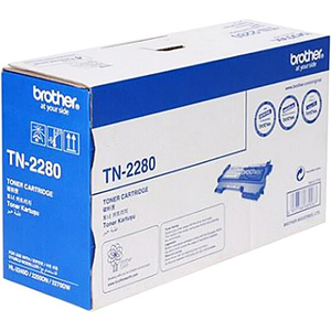 Brother Toner Cartridge TN-2280 Black