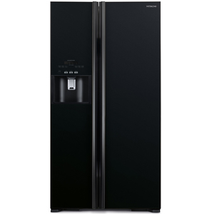 Hitachi Side By Side Refrigerator RS700GPUK2GBK 700 Ltr