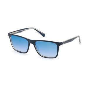 Guess Men's Sunglass Rectangle 693592W55